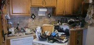Kitchen Grease Fire In Need Of Remediation Efforts