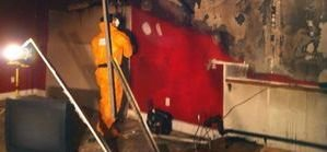 Agent Restoring A Home After A Fire